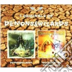 DEMONS & WIZARDS/TOUCHED BY THE CRIMSON   cd musicale di DEMONS & WIZARDS