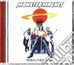 Monroe  Michael - Monolithic Baby cd musicale di Magnet Monster