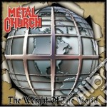 Metal Church - Weight Of The World cd musicale di Church Metal