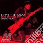 Bo Diddley - Bo's The Man cd musicale di Bo Diddley