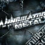 Annihilator - Metal cd musicale di ANNIHILATOR