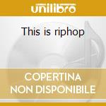This is riphop cd musicale di Death comet crew