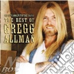 The best of:no stranger to the dark cd musicale di Gregg Allman