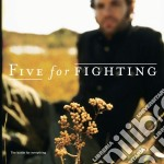 Five For Fighting - The Battle For Everything cd musicale di Five for fighting
