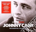 The essential collection cd musicale di Johnny Cash
