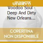 Voodoo soul cd musicale di Artisti Vari