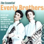 Everly Brothers - Essential Everly Brothers cd musicale di Broters Everly