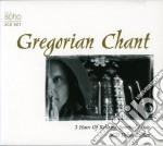 GREGORIAN CHANT (3CD) cd musicale di ARTISTI VARI
