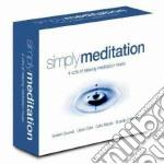 Simply meditation cd musicale di Artisti Vari