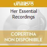 HER ESSENTIAL RECORDINGS cd musicale di MAKEBA MIRIAM