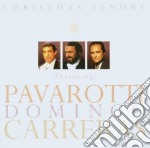 Pavarotti/domingo/carreras - Christmas With The Tenors cd musicale
