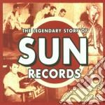 The legendary story of sun records cd musicale di Artisti Vari