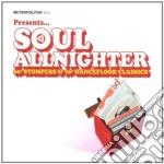 SOUL ALLNIGHTER (2CDx1) cd musicale di ARTISTI VARI