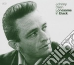 Johnny Cash - Lonesome In Black - Legendary Sun Recordings cd musicale di CASH JOHNNY