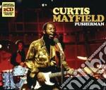 Pusherman cd musicale di Curtis Mayfield