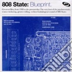 808 State - Blueprint - The Best Of 808 State cd musicale di State 808