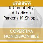 Goodandevil sessions cd musicale di R.campbell/a.lodico/
