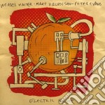 Electric fruit cd musicale di W.weasel/m.halvorson