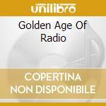 GOLDEN AGE OF RADIO cd musicale di RITTER JOSH