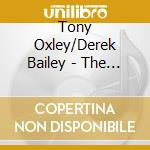 Tony Oxley/Derek Bailey - The Advocate cd musicale di Tony Oxley