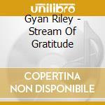 Gyan Riley - Stream Of Gratitude cd musicale di Gyan Riley
