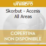 Access all areas cd musicale