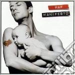Raf - Manifesto cd musicale di RAF