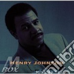 Missing you cd musicale di Henry Johnson