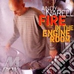 Fire in the engine room cd musicale di Andy Narell