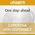 One step ahead cd musicale di Vince Converse