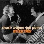 Interactions cd musicale di Puma jo Wayne chuck