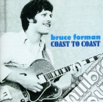 Bruce Forman - Coast To Coast cd musicale di Bruce Forman