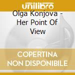 Her point of view cd musicale