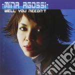 Mina Agossi - Well You Needn't cd musicale di Mina Agossi