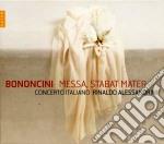 Bononcini - Messa Stabat Mater cd musicale di Bononcini