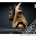 Concerto per fagotto iii cd musicale di Vivaldi