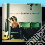 Ana Popovic - Comfort To The Soul cd musicale di ANA POPOVIC