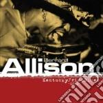 Bernard Allison - Kentucky Fried Blues cd musicale di ALLISON BERNARD