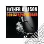 Luther Allison - Songs From The Road cd musicale di Luther Allison