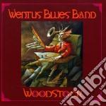 Woodstock cd musicale di Wentus blues band
