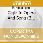 Beniamino gigli box 3cd cd musicale di Artisti Vari