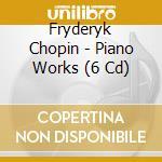 Piano works cd musicale di Fryderyk Chopin