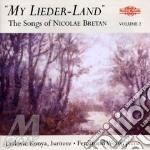 Bretan, Nicolae - My Lieder-Land The Songs Vol. 2 - Ludovic Konya cd musicale di Artisti Vari