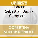Complete partitas bwv 825-830 cd musicale di Bach johann sebastian
