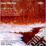 Works for orchestra cd musicale di Jean Sibelius