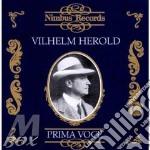 Herold, Vilhelm - Vilhelm Herold 1907-1912 cd musicale di Artisti Vari