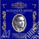 Alexander kipnis cd musicale di Artisti Vari