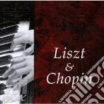 Friedman: Liszt/chopin cd musicale di Franz Liszt