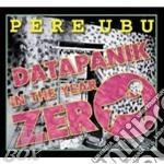 DATAPANIK IN THE YEAR ZERO 4CD BOX        cd musicale di Ubu Pere
