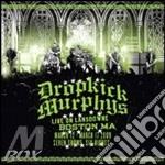 LIVE IN LANDSDOWNE, BOSTON, MA  CD+DVD    cd musicale di Murphys Dropkick
